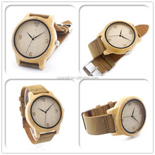 Factory OEM wood watch with your design logo