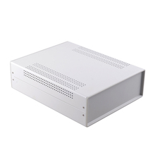 Metal electric shocker enclosures junction box project iron extruded box