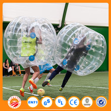 Most popular Adult and kids use human sized soccer bubble ball for sale