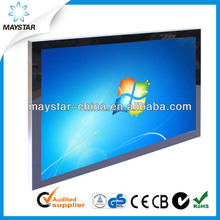 Smart media touch screen player support skype with video chat