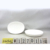 Hotel restaurant oval shape cheap durable white porcelain dinner plate