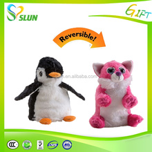 musical stuffed animal with sound box singing plush toys sound module voice box toy and doll