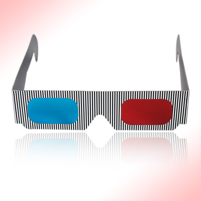 manufacturers of disposable printed master image 3d glasses