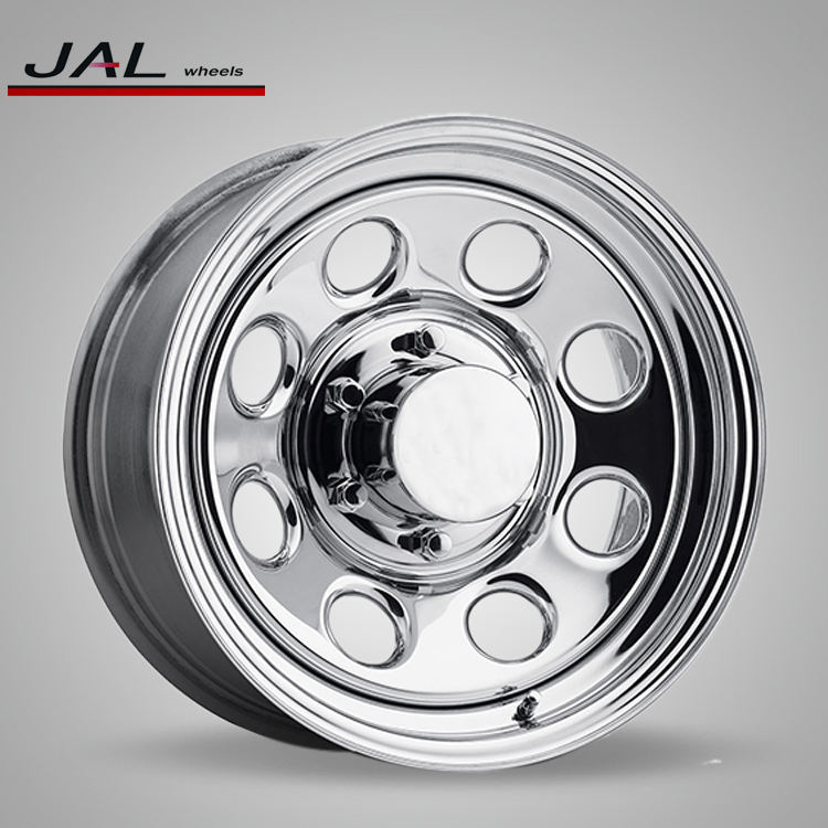 Chrome Steel Wheel Rim China Mag Wheels Automobile Car Wheel