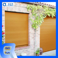 automatic security window aluminium roller shutter