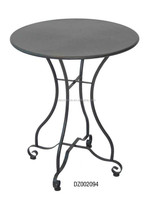 Used Cast Iron Outdoor Patio Furniture Table
