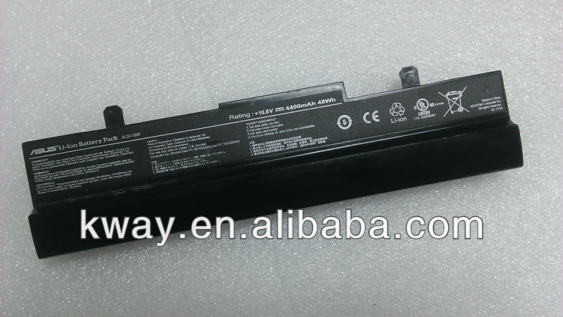 6Cell Laptop Battery For ASUS A32-1015 Eee PC 1015PEB 1015PED 1015PW 1015PEM KB8099