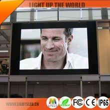 high resolution p10 p16 led matrix display module full color p16 led tv screen led advertising billboard for sale