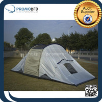 China Manufacture 3 Room Waterproof Luxury Family Camping Tent For Sale