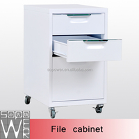 390 mm wide Mobile Filing Cabinet