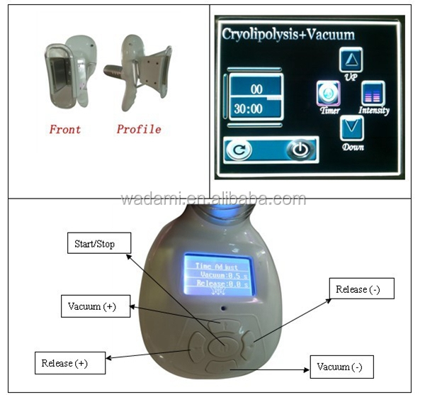 2016 cryolipolysis machine,6 handles cryolipolysis&cavitation rf,criolipolisis/cryotherapy slimming fat freezing machine