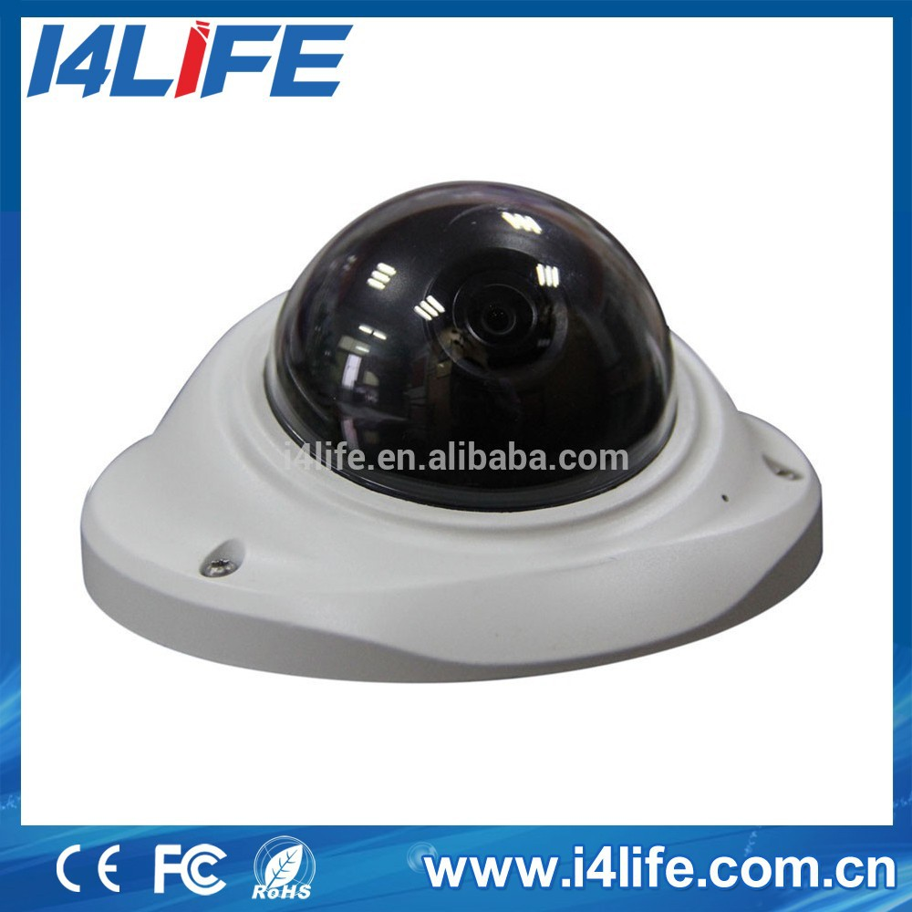 1.3 Megapixel IP dome 360 degree outdoor camera