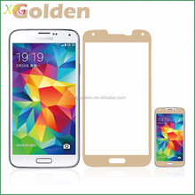 explosion proof mobile phone used tempered glass screen protective film for Samsung Galaxy S5
