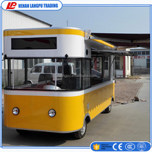 High Quality Mobile street hot dog food cart for sale