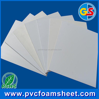 40MM White high Density Soundproof pvc foam board cheap price