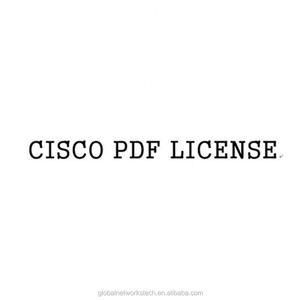 CISCO License AnyConnect Mobile ASA 5520 Essentials or Premium L-ASA-AC-M-5520=