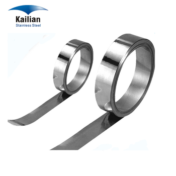 China manufacturer inox 304 201 430 stainless steel strip  band for wholesale
