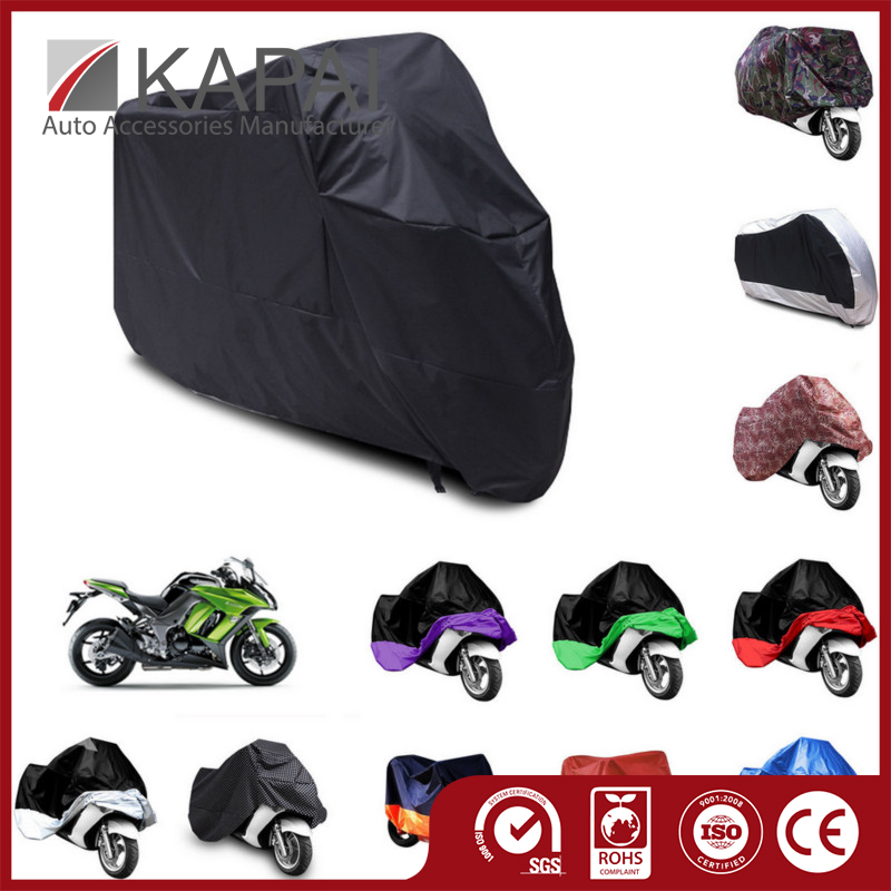 Waterproof And Sunproof Motorcycle Seat Covers