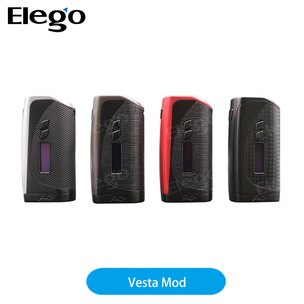 New Stock Ready for iPV Vesta Mod 200w Box Mod from Elego 2017