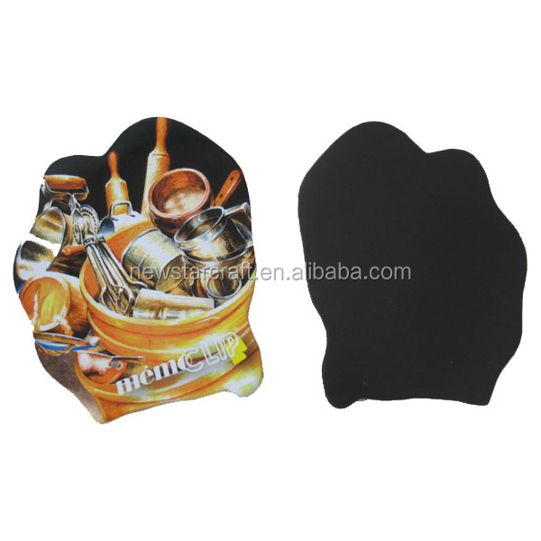 High quality metal Souvenir epoxy fridge magnet