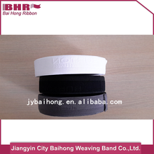 knit elastic tape silicone for garment accessories