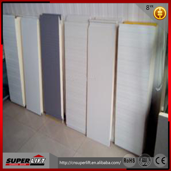 Whole sale cold room panel / cheap insulation cold room panel