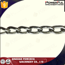 Stainless Steel NACM1990 Coil Chain Twist Link