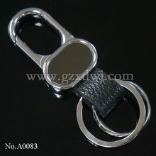 More than 10000type car logo Leather keychain ,Car brand Metal Keychain keyring for TOYOTA
