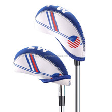 Custom factory high quality golf club head iron head cover