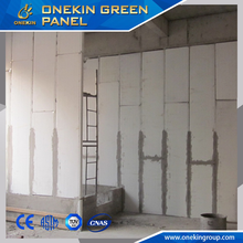 Onekin lightweight foam concrete wall panels replacement materials