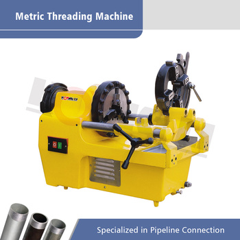 Bolt Threading Machine for Metric Threads