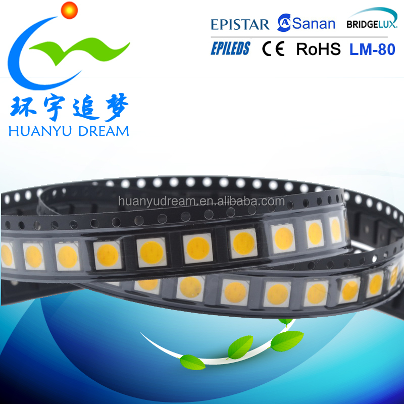 Epileds led smd 0.2w high CRI 90 SMD 5050 led chip SMD