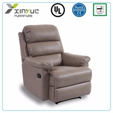 Power Swivel Rocker Glider Recliner Sofa Chairs with USB Charing for Phone