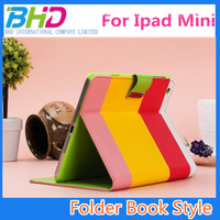 For Ipad Mini Leather Case Folder Stand up Cover