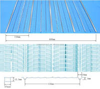 high quality expanded metal lath rib lath low price (hebei anping factory)
