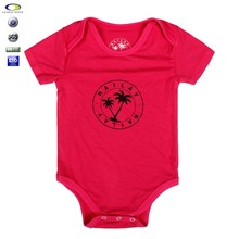 High quality newborn organic cotton baby clothes wholesale