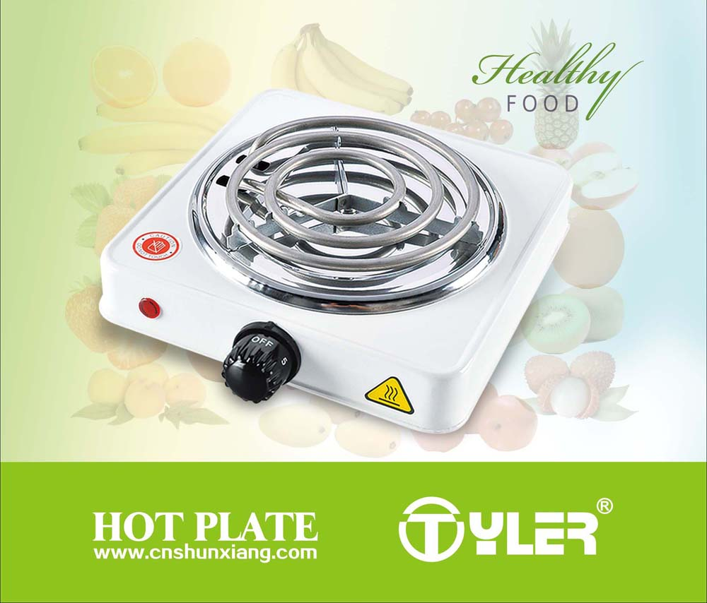 cast iron restaurant stoves stone plate for grill electric hot plate portable SX-A12