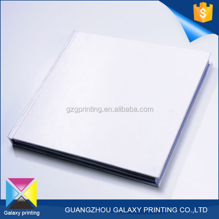 Promotional custom cheap bookbinding cloth cover glue and sewn hardcover daily planner printing custom design journals