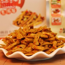 BAIZHENHUI Spicy green pea snack food
