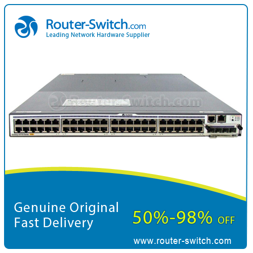 Huawei Quidway S5700 Series Switch 48 port Gigabit Ethernet POE+ Layer 3 Network Switch S5700-52C-PWR-EI-AC