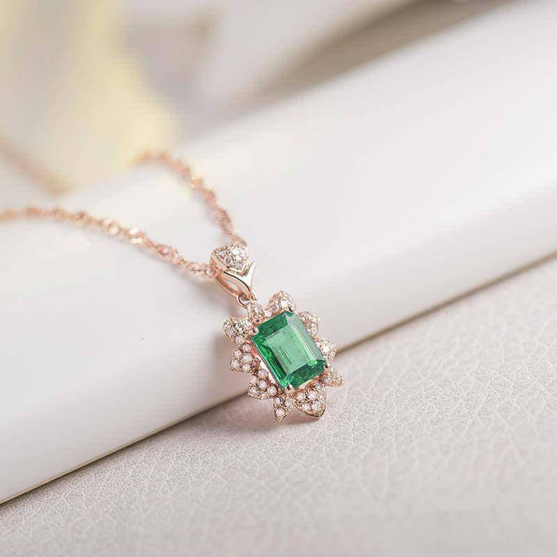 emerald pendant-4