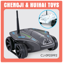 Remotely camera tanks rc model toy wifi remote control car