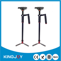 Kingjoy VS1032 multi-functional Handheld Stabilizer Perfect for Camera Video DV DSLR Nikon Canon