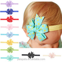 Fashion 2017 Cute Design Feather Baby Headband Wholesale