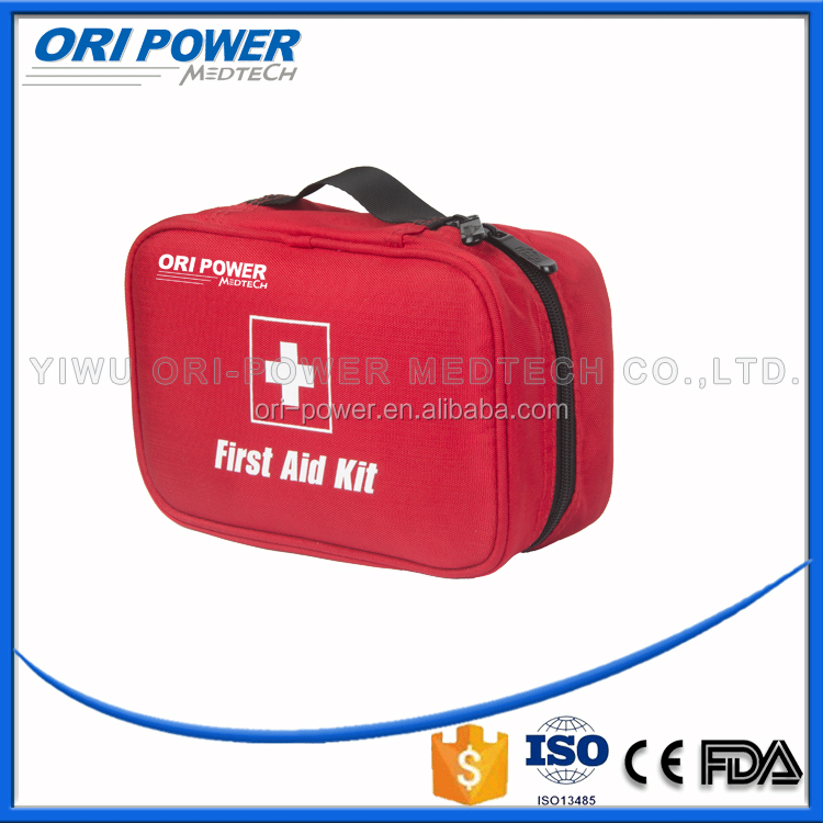 OP CE FDA ISO approved customized profession handy outdoor car emergency kit