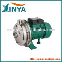 XINYA CPM series stainless steel ac electric open impeller centrifugal pump it powder(CPS800)