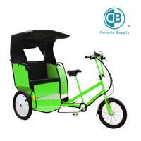 3 wheel passenger's adult electric tricycle