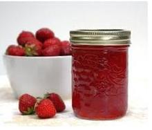 DIABETIC STRAWBERRY JAM 250G,200G