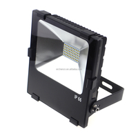 High quality AC85-265V OEM IP66 waterproof led flood light 50W