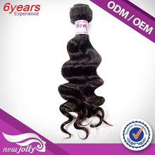 Guaranteed quality 6A grade best type human hair extensions,No Shedding No Smell Hair Extension Display Stand